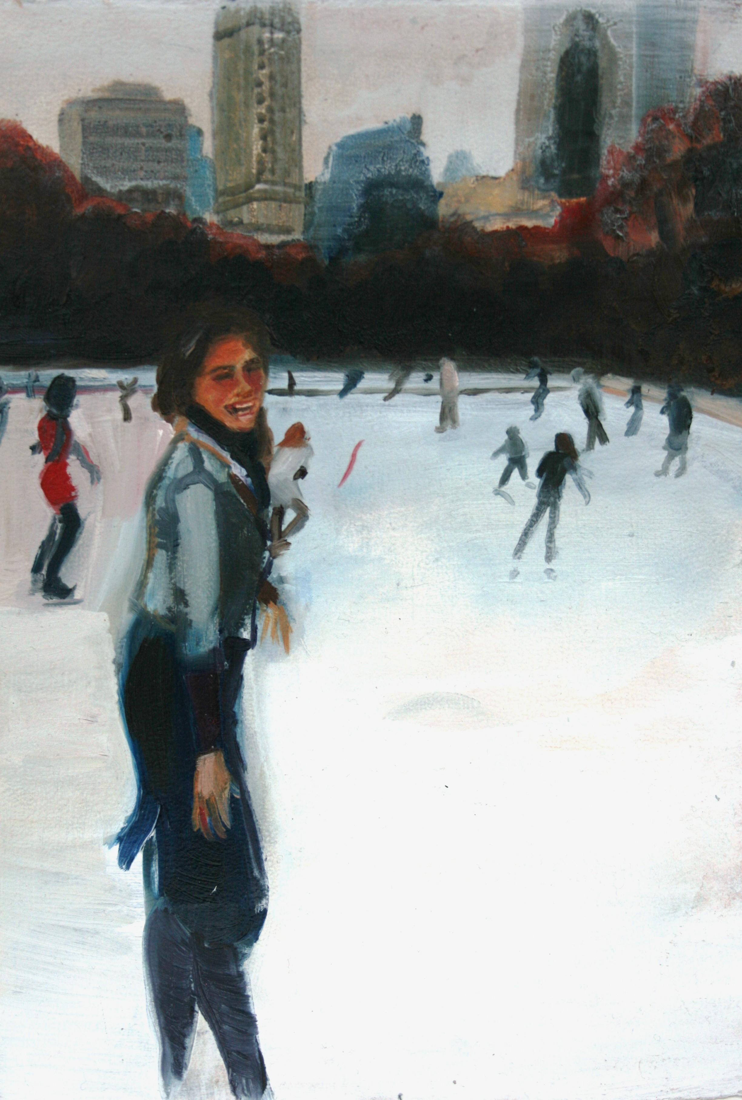 16. Central Park Skater