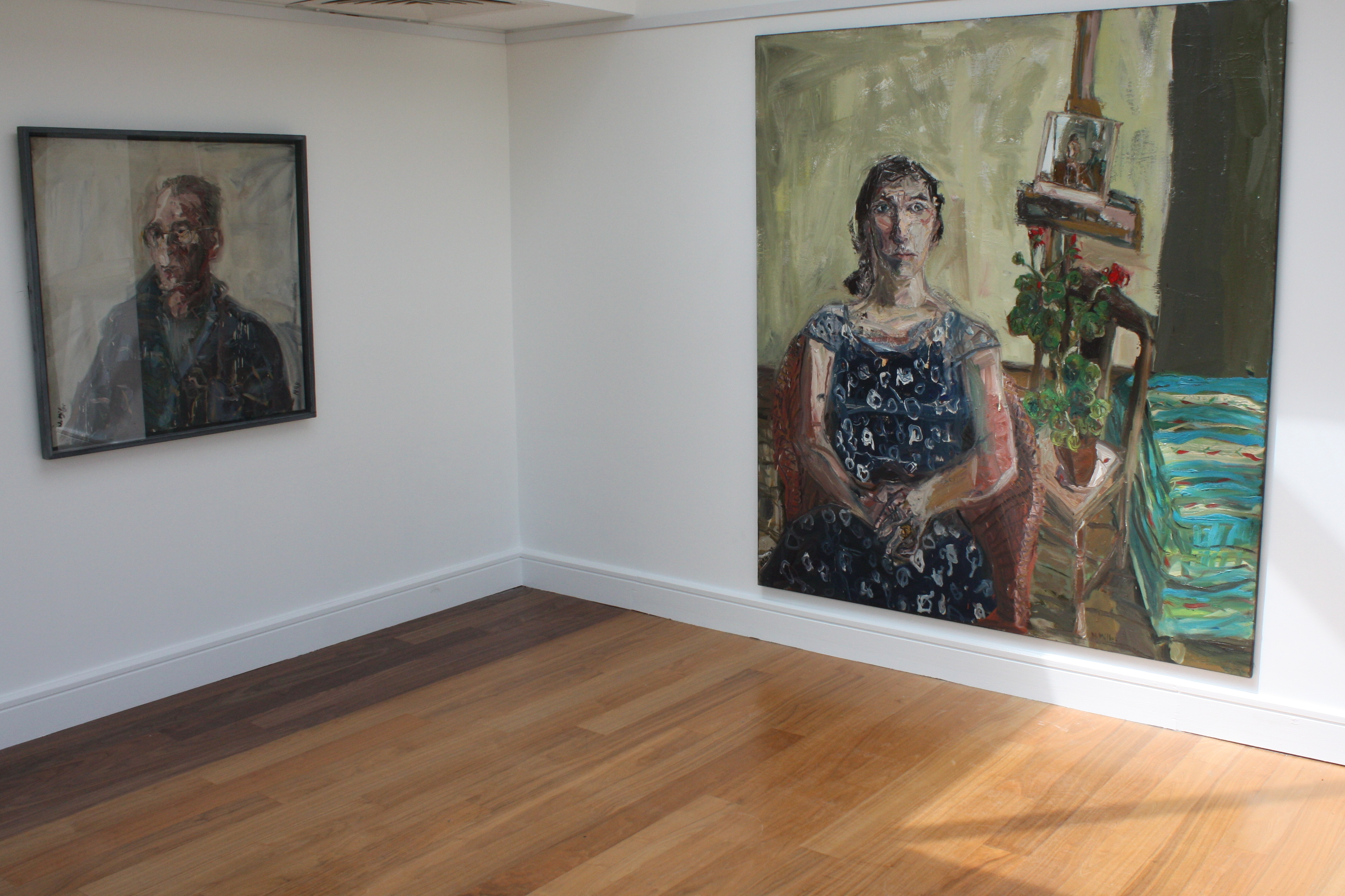 Installation Shot, Nick Miller Arthouse 2014 Image Lisa Fingleton